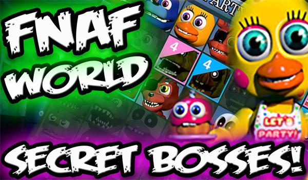FNaF World Release