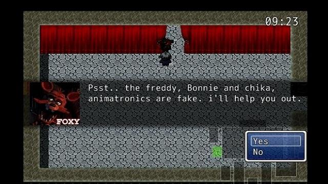 Fake Nights at Freddy's