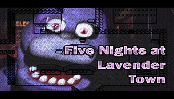 Five Nights at Lavendar Town