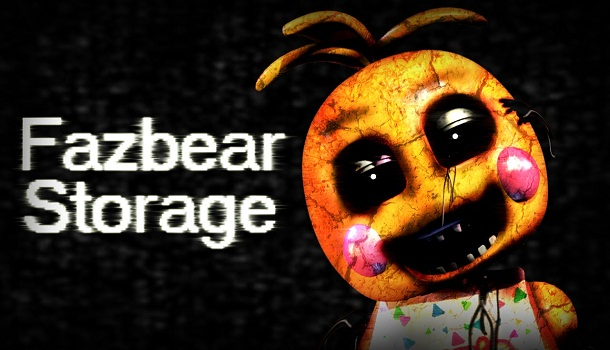 Five Nights at Fazbear Storage