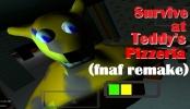 Survive Teddy's Pizzeria