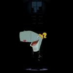 Krusty Krab at Night