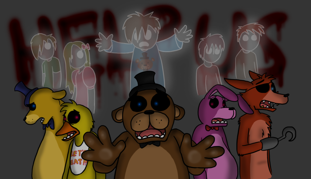 Five Kids at Freddy's