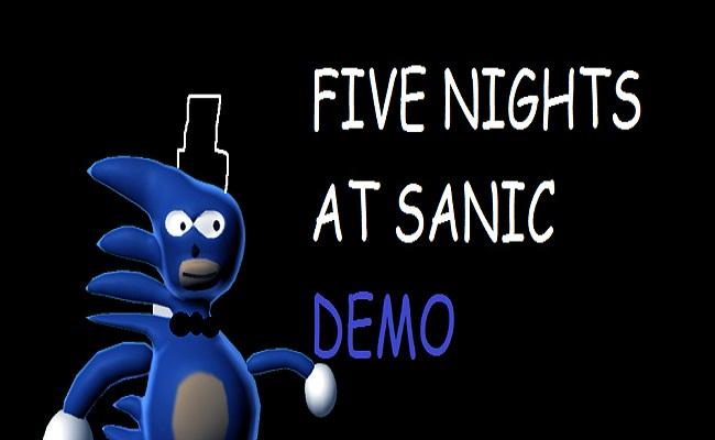 Five Nights at Sanic