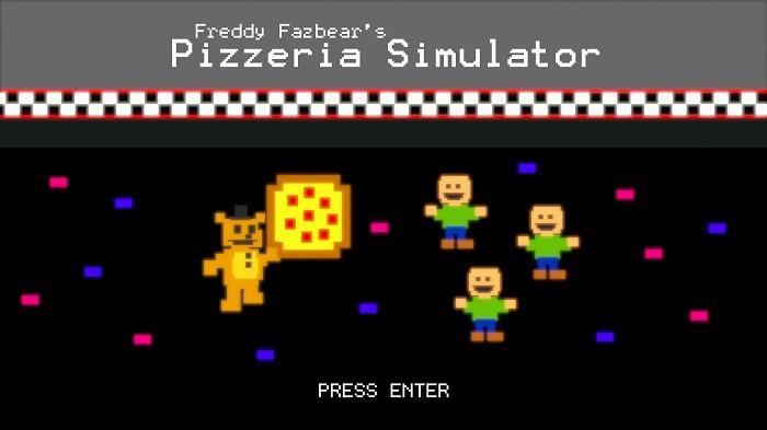Freddy Fazbear's Pizzeria Stimulator