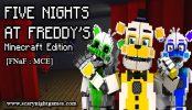Minecraft Edition [FNaF : MCE]
