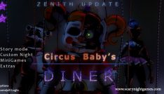 Circus Babys Diner