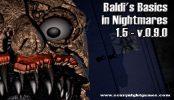 Baldi's Basics in Nightmares