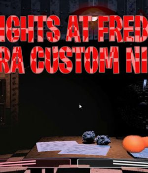 Five Nights at Freddy's 2 Ultra Custom Night