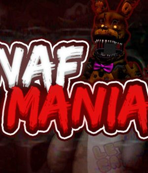 Five Night's at Mania (FAN-GAME)