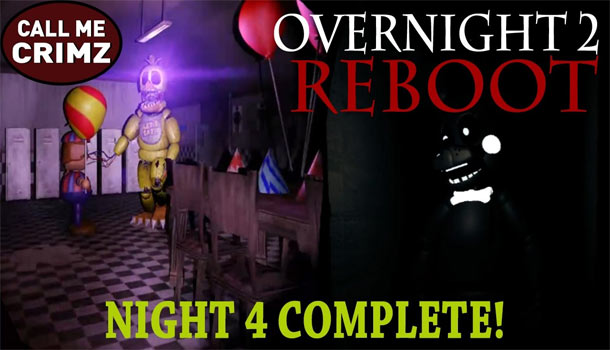 Download Overnight 2 : Reboot
