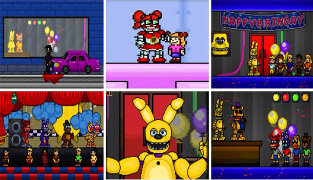 Download Super FNAF