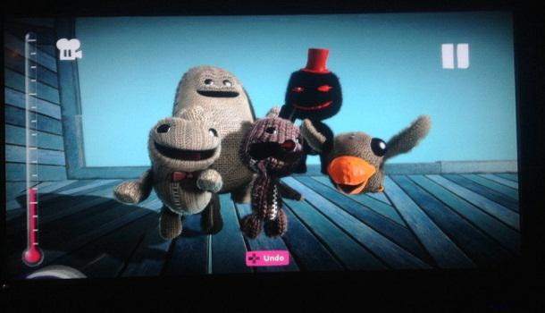 Five Nights at Sackboy's